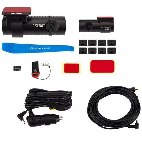 Видеорегистратор с GPS, G-сенсором и датчиком движения BlackVue DR 650 S-2СH Прев'ю 1