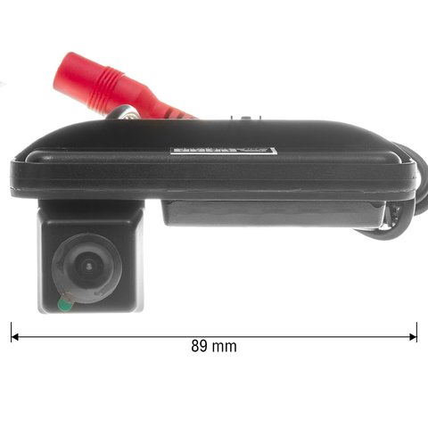 Камера заднего вида в ручку багажника для Mercedes-Benz B-класса 2013-2014 г.в. Превью 1