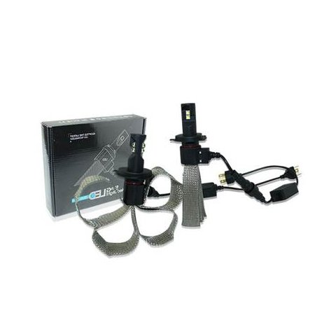 Car LED Headlamp Kit UP-5HL-H13W-CR-3000Lm (H13, 3000 lm, cold white) Preview 3