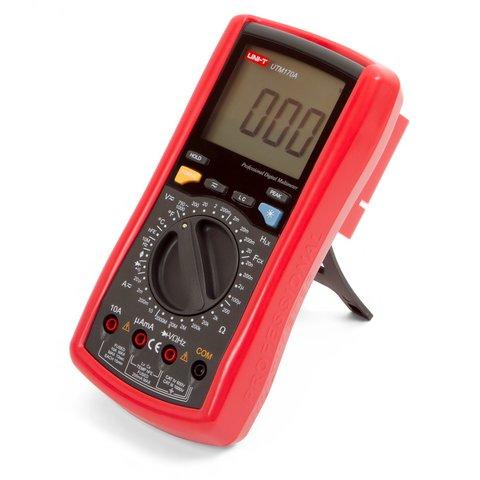 Цифровий мультиметр UNI-T UTM 170A (UT70A) Прев'ю 1