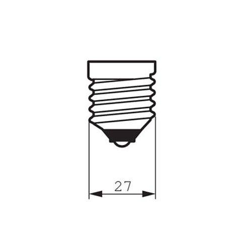 LED-лампа Philips CorePro Candle, WW (теплий білий), E27, 5.5 Вт, 470 лм Прев'ю 2