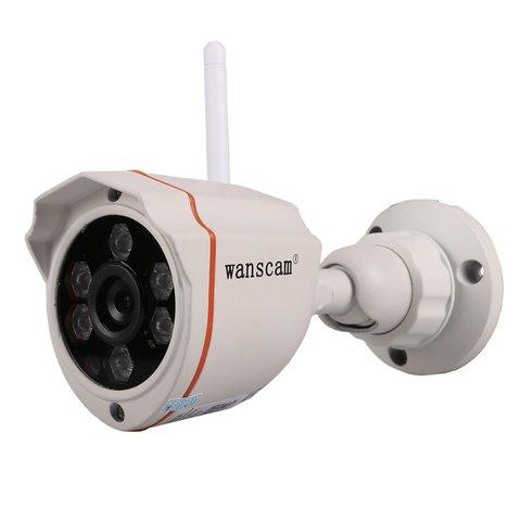 Безпровідна IP-камера спостереження HW0050 (720p, 1 МП) Прев'ю 2