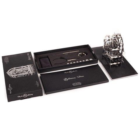 Металлический механический 3D-пазл Time4Machine Mysterious Timer Превью 11