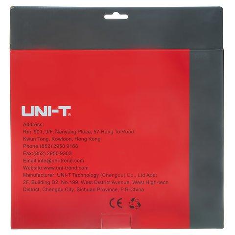 Портативный цифровой осциллограф UNI-T UTD1025CL - Просмотр 12