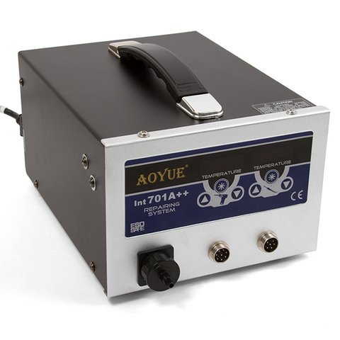 Desoldering Station AOYUE 701A++ Preview 2
