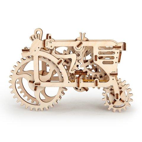 Механический 3D-пазл UGEARS Трактор - Просмотр 4